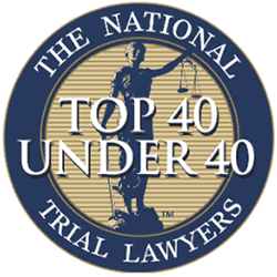 National Trial Lawyers 40 under 40